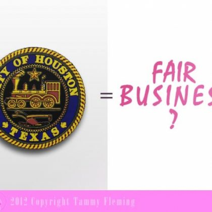 City of Houston forces single mother to close small business and sole source of income after 12 years