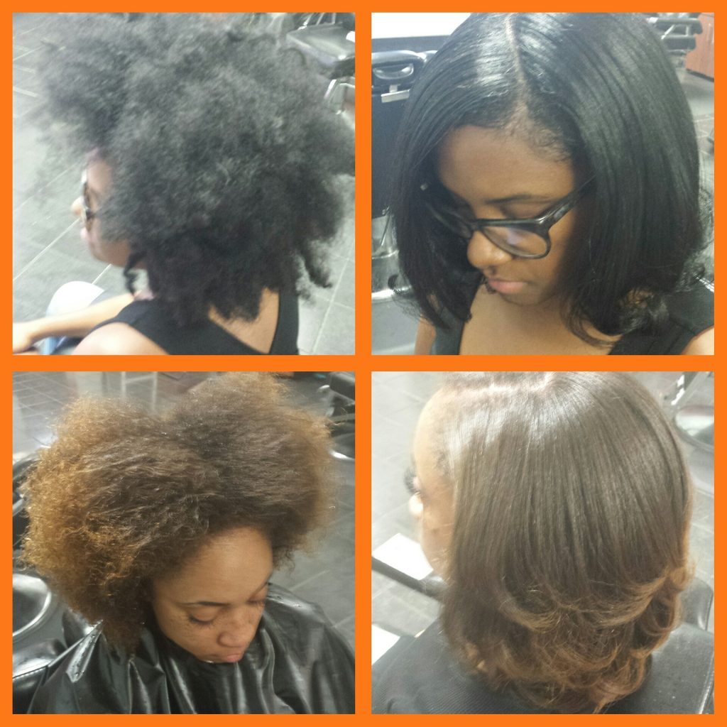 Natural Black Hair Salon Atlanta